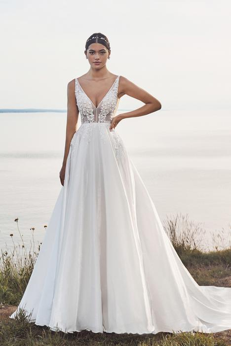 Silvana Wedding                                          dress by Calla Blanche