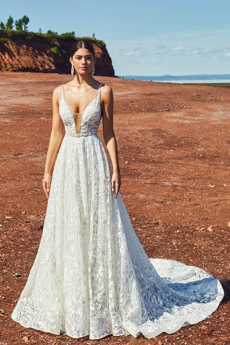 Margot Wedding                                          dress by Calla Blanche