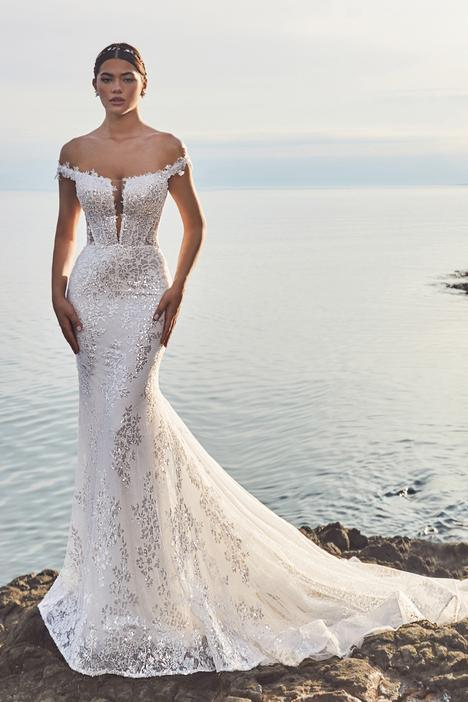Iris Wedding                                          dress by Calla Blanche