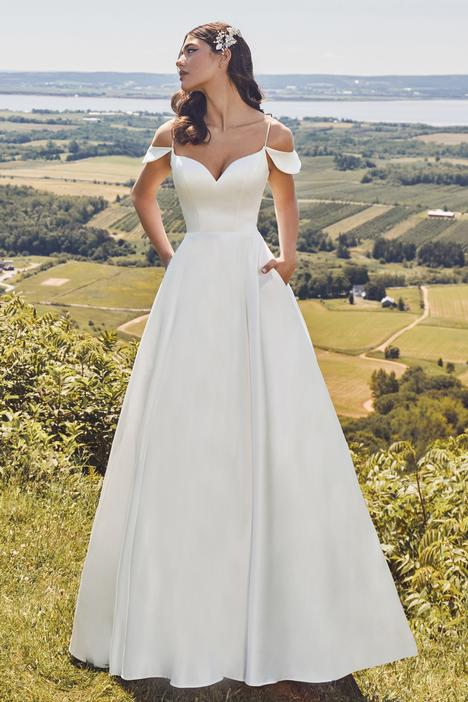 Ophelia Wedding                                          dress by Calla Blanche