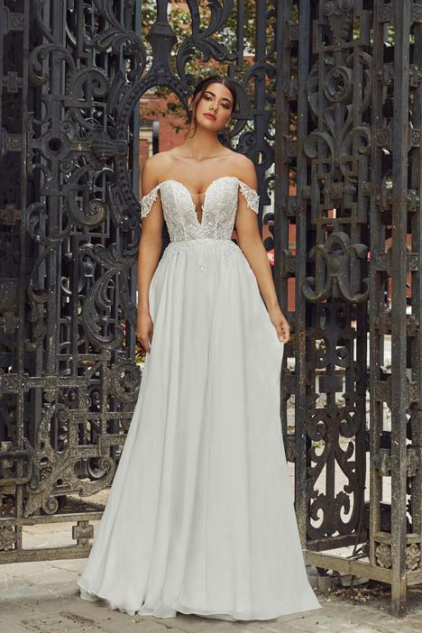 Harlow Wedding                                          dress by Calla Blanche