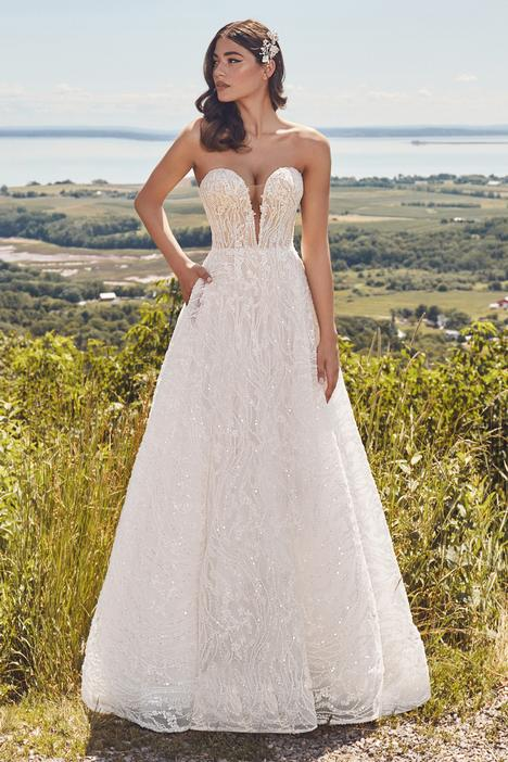 Cecila Wedding                                          dress by Calla Blanche