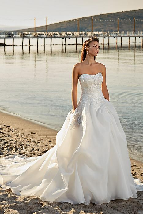 Angela Wedding                                          dress by Eddy K Dreams