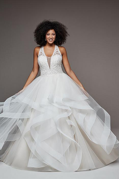 Wedding                                          dress by Eddy K Milano