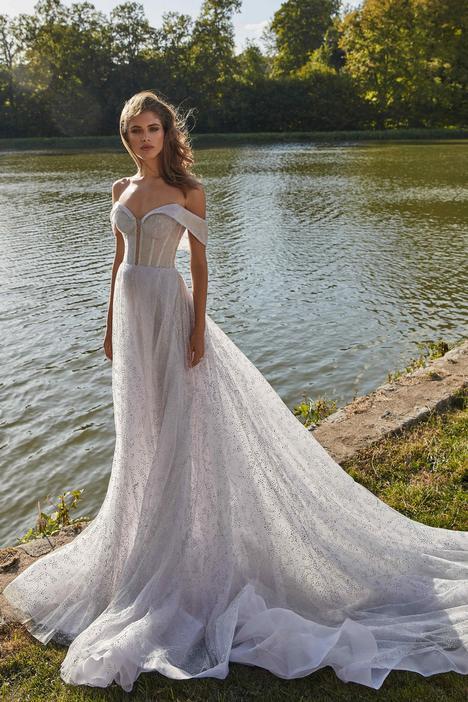 Aretha Wedding                                          dress by Galia Lahav Bridal Couture