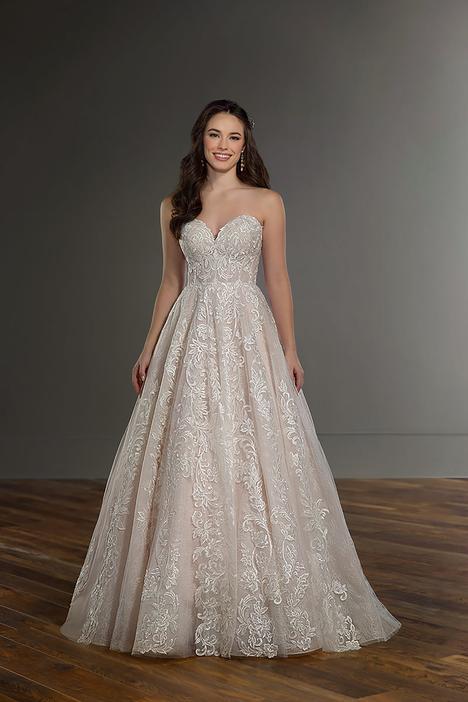 Wedding                                          dress by Martina Liana