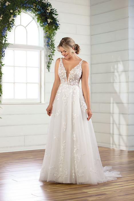 Wedding                                          dress by Essense of Australia