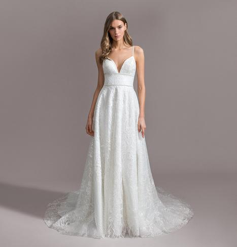 Zara Wedding                                          dress by Ti Adora by Allison Webb