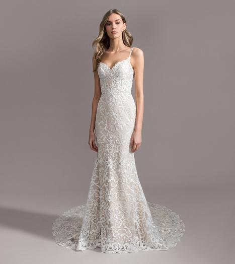 Tristan Wedding                                          dress by Ti Adora by Allison Webb