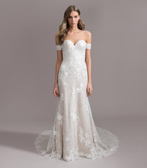 Ivy Wedding                                          dress by Ti Adora by Allison Webb