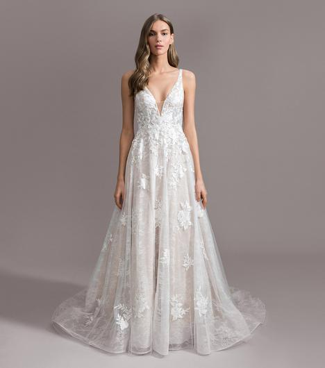 Zoe Wedding                                          dress by Ti Adora by Allison Webb