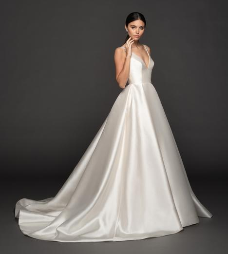 Laia Wedding                                          dress by Tara Keely by Lazaro