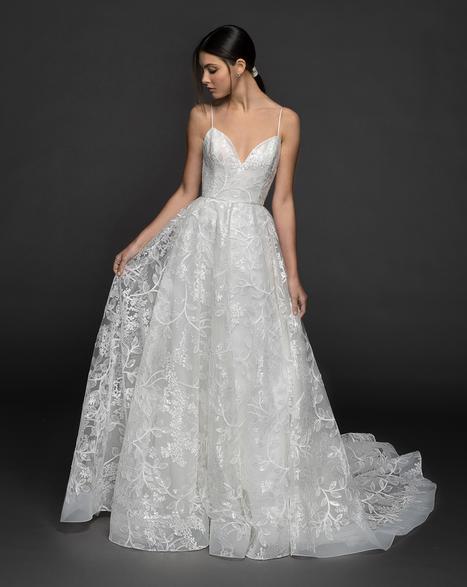 Cari Wedding dress by Tara Keely by Lazaro