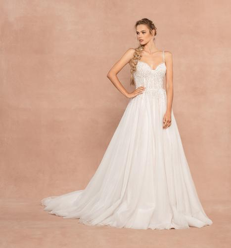 Starlie Wedding                                          dress by Hayley Paige