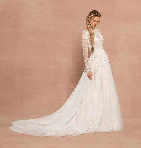 Fleetwood Wedding                                          dress by Hayley Paige