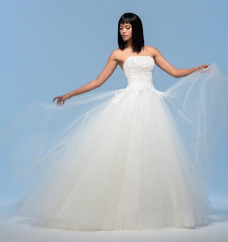 Gracie Wedding                                          dress by Lazaro