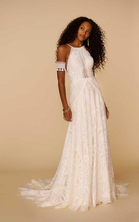 India + Poppy Wedding dress by All Who Wonder