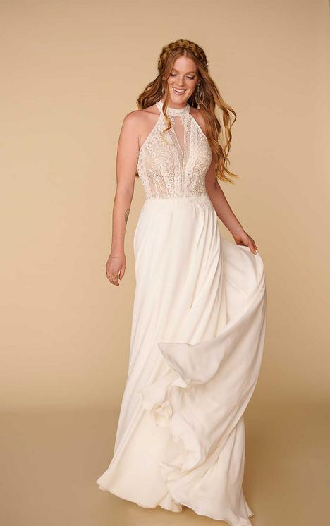 June Wedding                                          dress by All Who Wonder