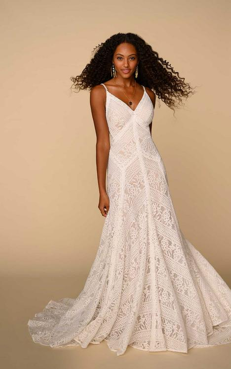 Reece Wedding                                          dress by All Who Wonder