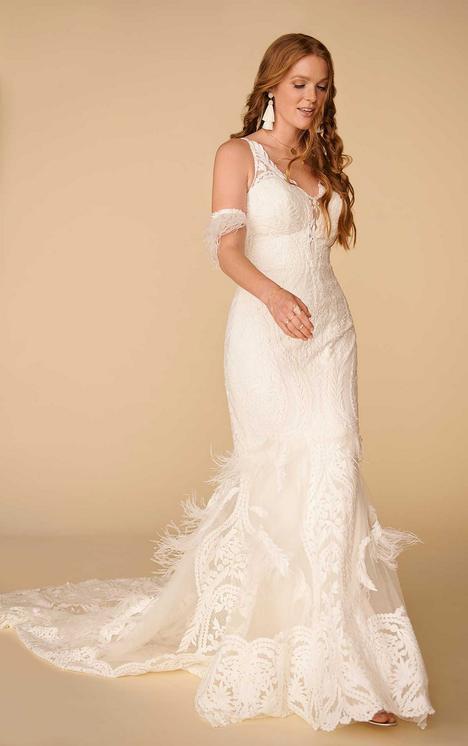 Rowen Wedding                                          dress by All Who Wonder