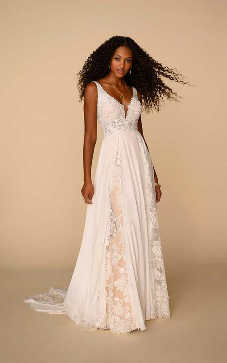 Skye Wedding dress by All Who Wonder
