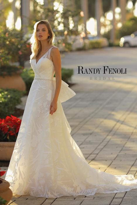 Addison Wedding                                          dress by Randy Fenoli Bridal