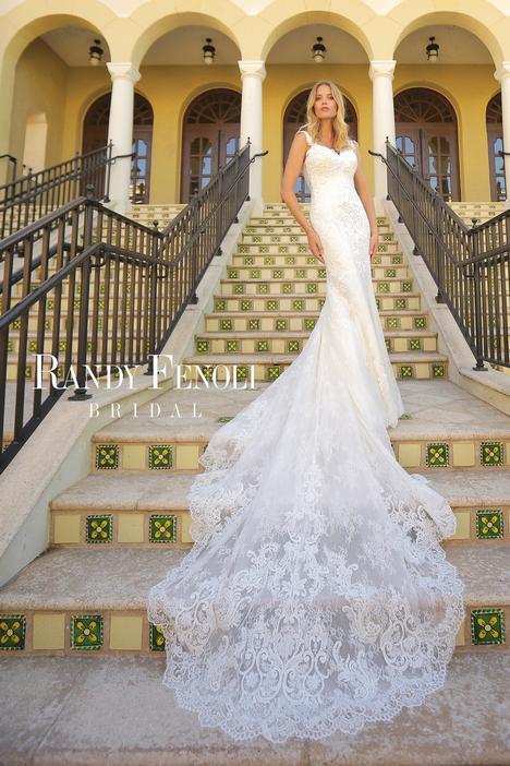 Ainsley Wedding                                          dress by Randy Fenoli Bridal