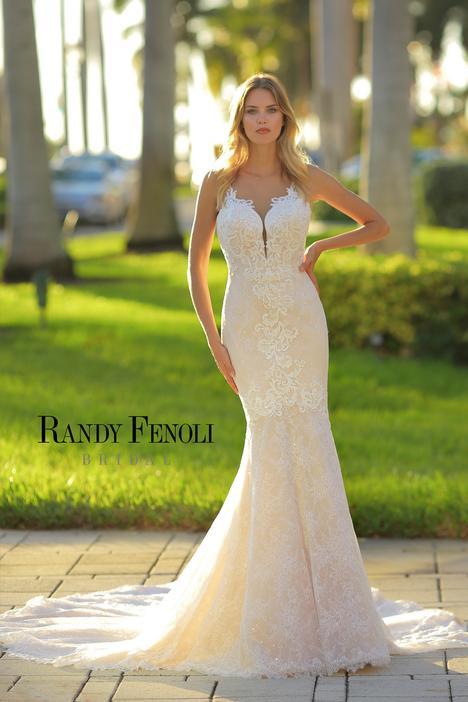 Alanna Wedding                                          dress by Randy Fenoli Bridal