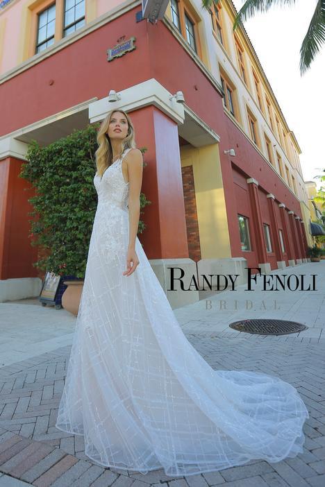 Alexis Wedding                                          dress by Randy Fenoli Bridal
