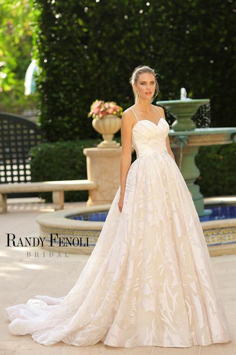 Annabelle Wedding                                          dress by Randy Fenoli Bridal