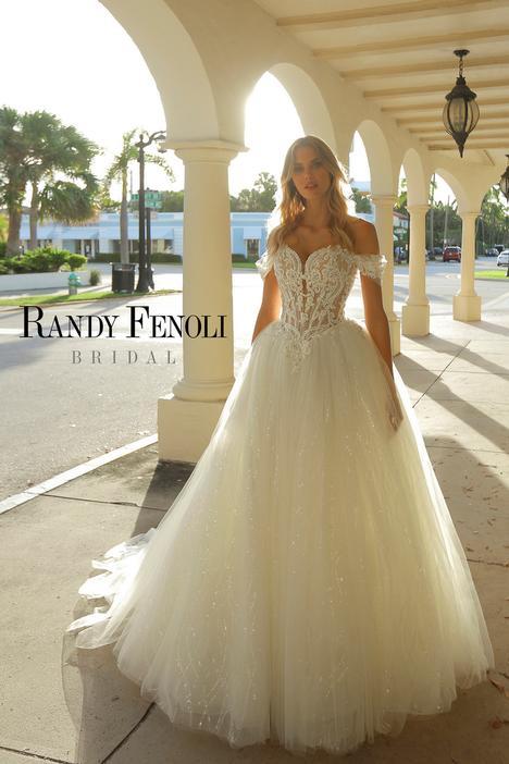 Antoinette Wedding dress by Randy Fenoli Bridal
