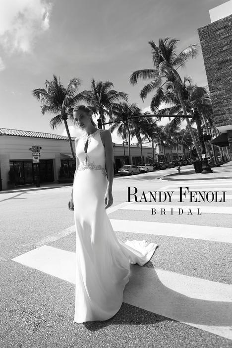 Antonella Wedding                                          dress by Randy Fenoli Bridal