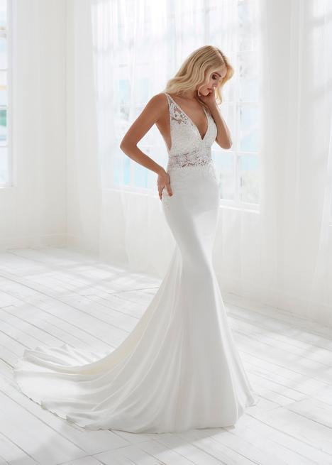 Bailey Wedding                                          dress by Randy Fenoli Bridal