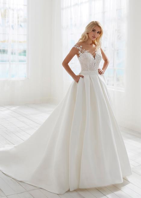 Barbara Skirt Wedding                                          dress by Randy Fenoli Bridal