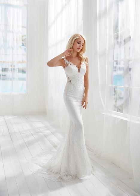 Basia Wedding                                          dress by Randy Fenoli Bridal