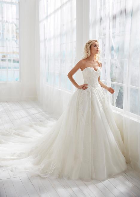 Belle Wedding                                          dress by Randy Fenoli Bridal