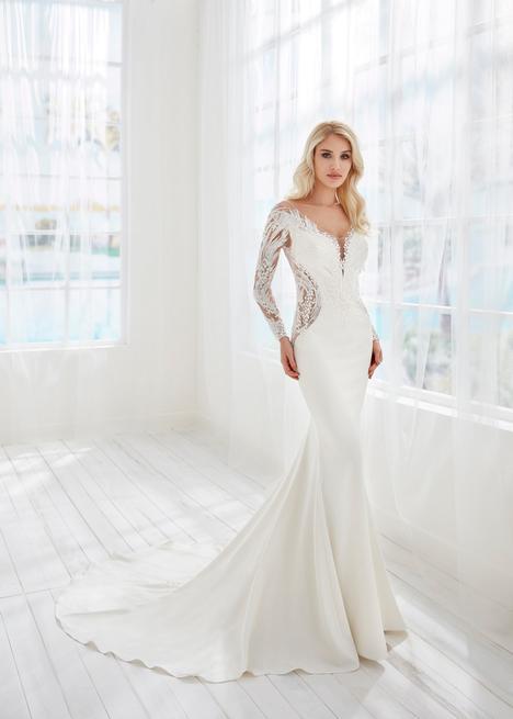 Bernadette Wedding                                          dress by Randy Fenoli Bridal