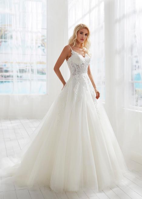 Bethany Wedding                                          dress by Randy Fenoli Bridal