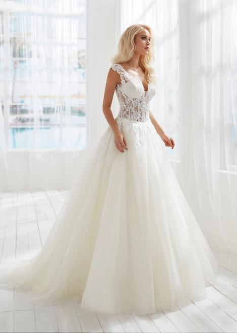 Blair Wedding                                          dress by Randy Fenoli Bridal