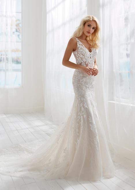 Braxton Wedding                                          dress by Randy Fenoli Bridal
