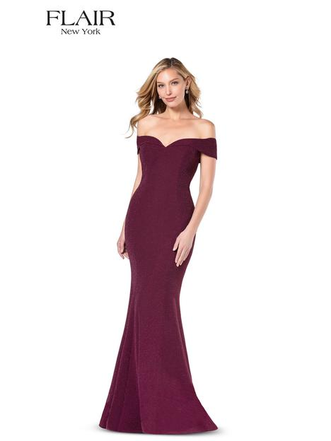 Style 20013 gown from the 2020 Flair Prom collection, as seen on dressfinder.ca