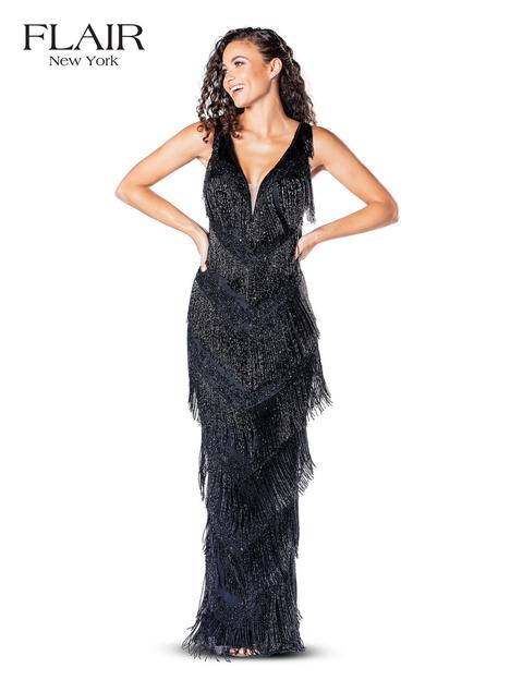 Style 20067 gown from the 2020 Flair Prom collection, as seen on dressfinder.ca