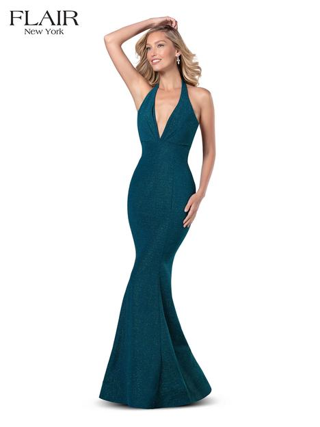 Style 20144 gown from the 2020 Flair Prom collection, as seen on dressfinder.ca