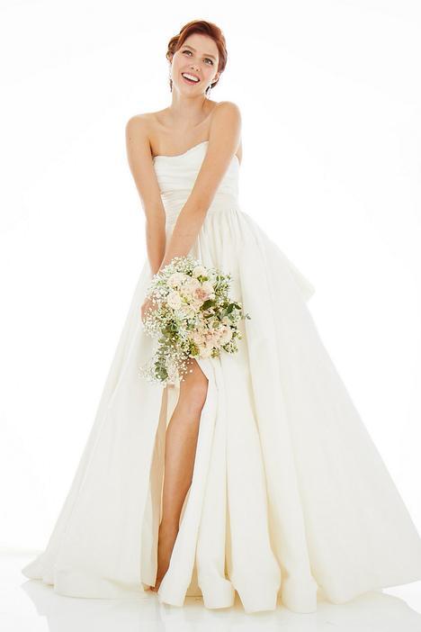 Bianca Wedding                                          dress by Lea-Ann Belter