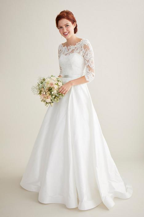 Chandra Wedding                                          dress by Lea-Ann Belter