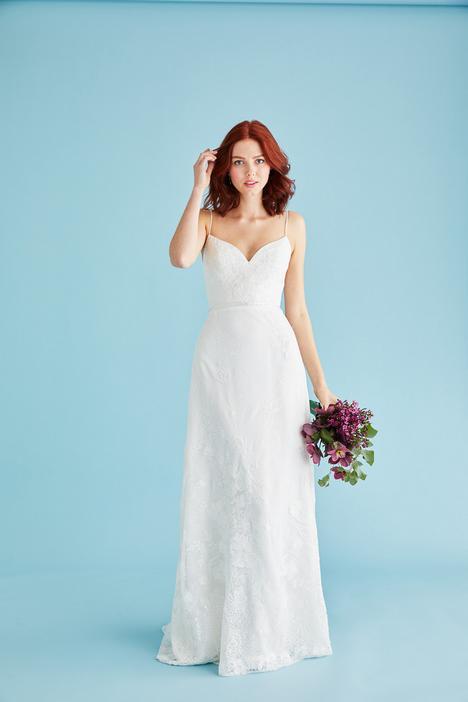 Jasmine Wedding                                          dress by Lea-Ann Belter