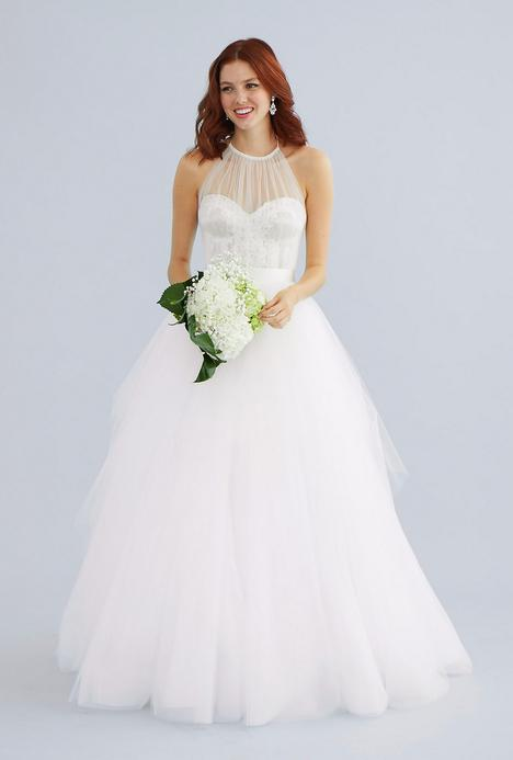 Consuela Wedding                                          dress by Lea-Ann Belter
