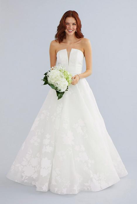 Elodie Wedding                                          dress by Lea-Ann Belter