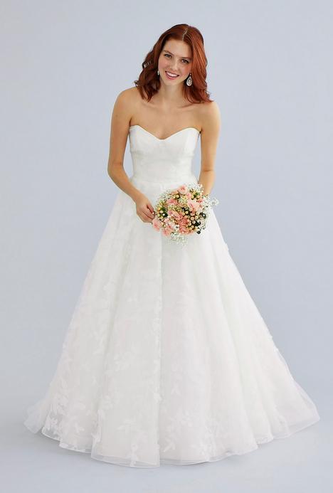 Lourdes Wedding                                          dress by Lea-Ann Belter