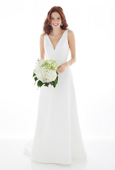 Mona Wedding                                          dress by Lea-Ann Belter